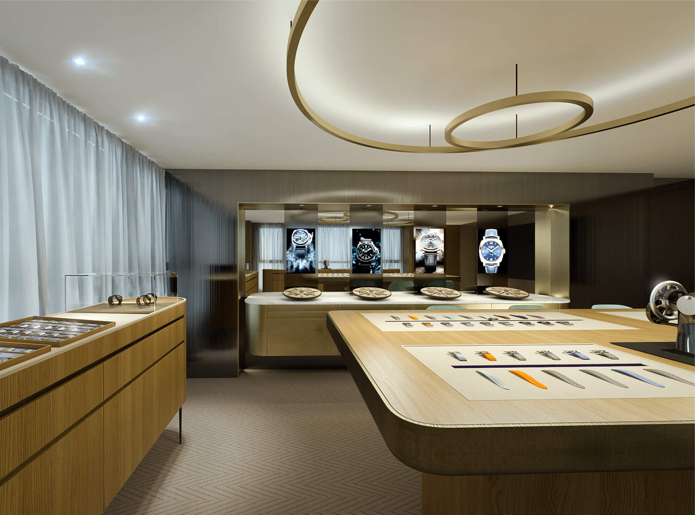 Officine Panerai shop