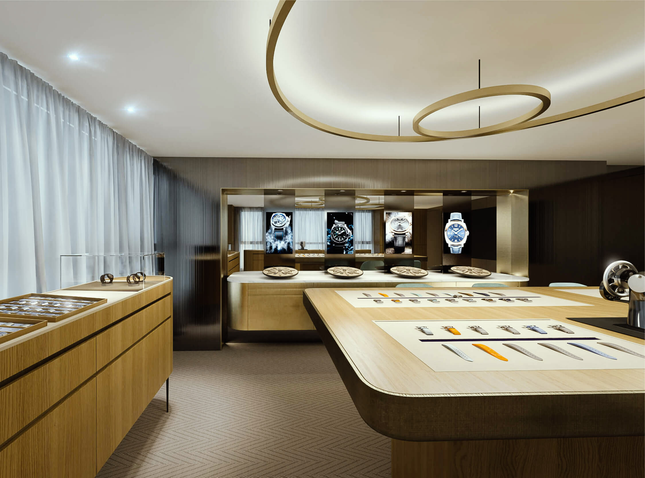 Officine Panerai shop HK